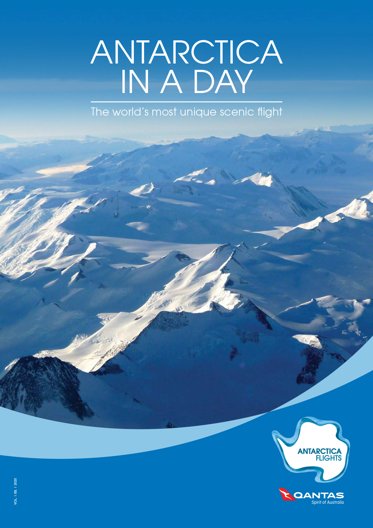 Antarctica Flights 2020/2021 Brochure